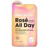 Mask Society Rosè All Day Sheet Mask
