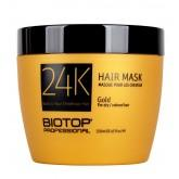Biotop Professional 24K Pure Gold Hair Mask 8.5oz