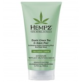 Hempz Exotic Green Tea & Asian Pear Mud & Body Mask 6.7oz