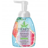 Hempz Triple Moisture Foaming Hand Wash 8oz