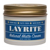 Layrite Natural Matte Cream 4.3oz