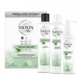 Nioxin Scalp Relief Kit 3pk