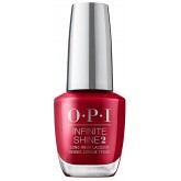 OPI Infinite Shine Shine Bright Red-y For The Holidays 0.5oz