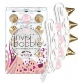 Invisibobble Waver Hair Clip 3pk - Wildlife Nightlife
