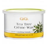 GiGi Tea Tree Crème Wax 14oz