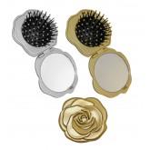 Avanti Decadance Pocket Mirror With Brush