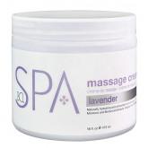 BCL Spa Lavender Massage Cream