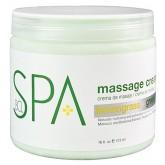 BCL Spa Lemongrass & Green Tea Massage Cream