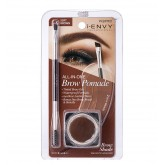 i.Envy All-In-One Eyebrow Pomade - Soft Brown