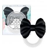 Invisibobble Bowtique - True Black
