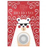 Invisibobble Original Hair Ring Postcard - Ho Ho Yo