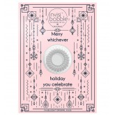 Invisibobble Original Hair Ring Postcard - Merry Whichever