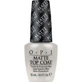 OPI Matte Top Coat 0.5oz