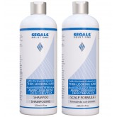 Segals Thin-Looking Scalp Shampoo + Formula 2pk 8oz