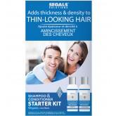 Segals Thin-Looking Hair Starter Kit 4oz